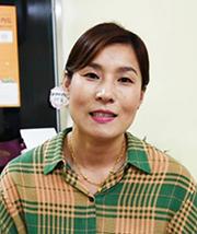 다인 사회적협동조합 김혜미 대표 사진